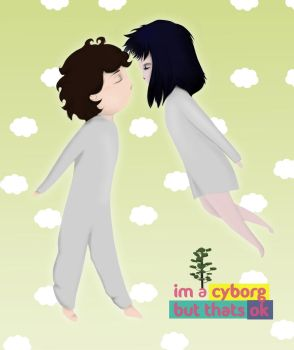 i'm a cyborg but that's ok by fifimore