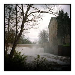 2017-144 High water and low clouds by pearwood