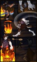 Black Tapestries Issue 20 Page 21 by JakkalWolf