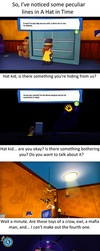 A Hat in Time Theory by smawzyuw2
