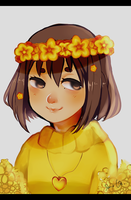 goldentale: frisk by y-ume