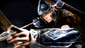 Imperial Female Archer by LordHayabusa357