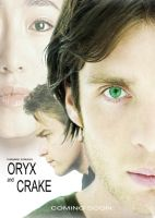 ORYX AND CRAKE MOVIE POSTER by shuikyou