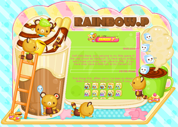 Revamped Layout by julz90210
