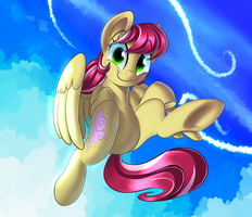 :Commish: Sweet Skies by January3rd