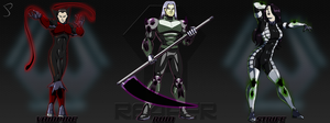 Reaper Team Banner by Dualmask
