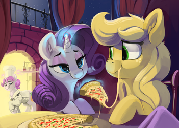 That's Amore by DimFann