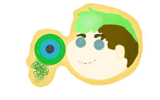 Jacksepticeye and Septic Sam by Jadedapril