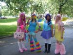 My Little Pony Friendship Is Magic - 02 Cosplay by KyuProduction