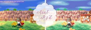 ACNL PSD by Alicante-Design