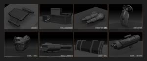 Assets Used For Fotolia Contest (2) by TheMaddhattR