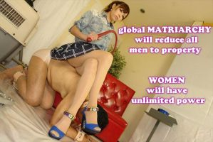 global MATRIARCHY by GirlzRuleOwnFuture