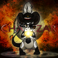 :Atomic Cannon Shaman: - Fanart for Charezar by Fierying