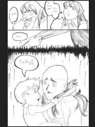 Tales of Feathers and Fangs Sample Page 4 by SteeKira