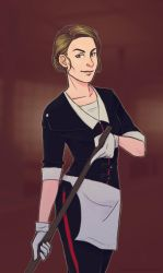 Lydia Brooklaine by lady-voldything