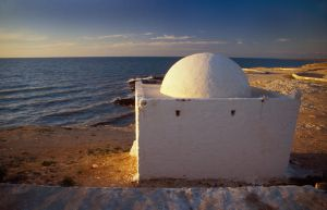 Shrine in Djerba, Tunisia by hipe-0