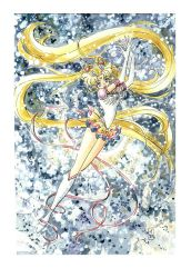 Eternal Sailor Moon by Erikor