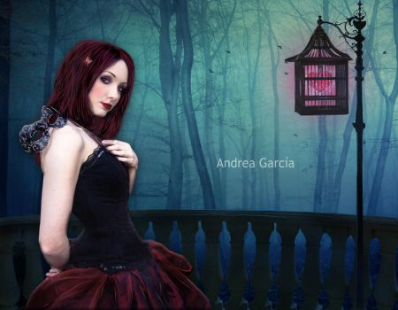 Heart In a Cage by AndyGarcia666