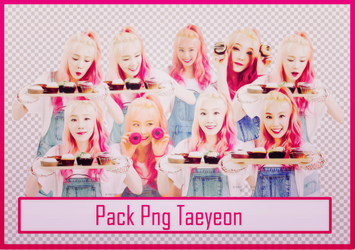Pack Png Taeyeon #30 by alwaysmile19