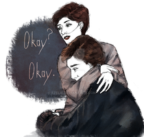 Maybe Okay will be our always by Ezelie