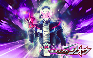 Kamen Rider Zi-O Wallpaper by malecoc