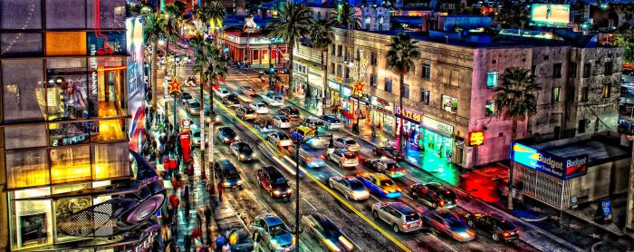 Hollywood Blvd - 51953 by kreativEVOLUTION