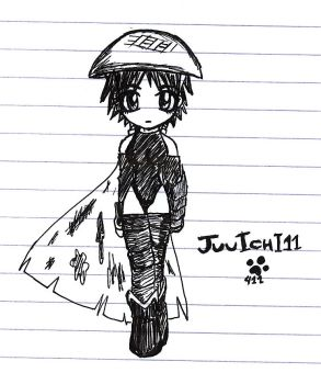 cuTe Juu icHi11 by 241