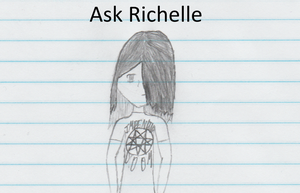 Ask Richelle by Metalhead-777