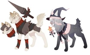 rpg adopts (one left available) by buffbears