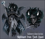 [CLOSED] {Halloween Adopt Auction} [41] by Yearniing-And-Heroin