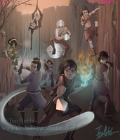 ATLA: Face the Elements by Teo-Hoble
