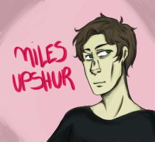 Miles Upshur by burningblazecat