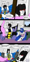 Seeker Roommates by Comics-in-Disguise