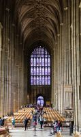 Canterbury cathedral 16 by FubukiNoKo