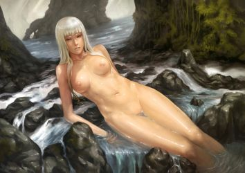 Forest Girl by dcwj