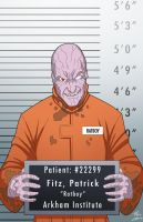 Patrick Fitz Locked up commission by phil-cho