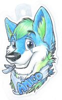 Amico Badge by bingles