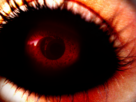 Ghoul Eye by timstacks12