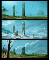 Ancient Civilizations by OXISO