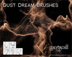 Dust Dream Brushes by Devirose81