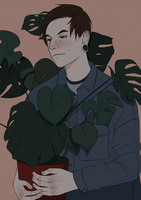 plants are friends by alptraumsongs