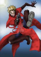 Vash The Stampede by KTechnicolour