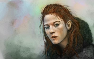 Game of thrones - Ygritte by RudyCrus