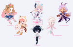 20180515 :: nugget cm 3rd batch by petitster
