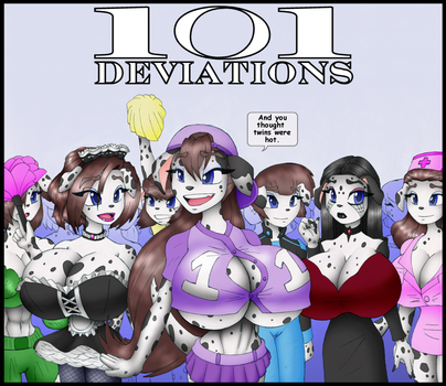 101 Deviations by Tendrak