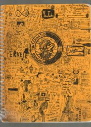 My Thai Notebook Cover by DoctorCatastrophe