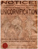 Unicornification Notice by nothere3