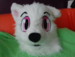 Samoyed Fursuit [sold] by NoTaco