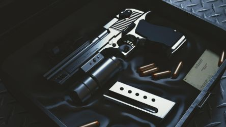 DESERT EAGLE by huzzain