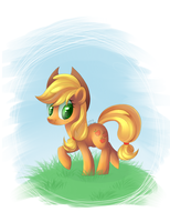 AppleJack by Ghst-qn